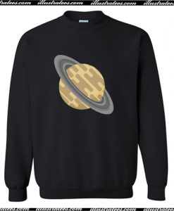 Saturn Sweatshirt AI