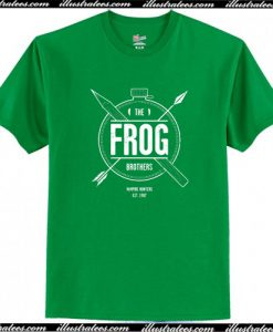 The Frog Bros T Shirt AI