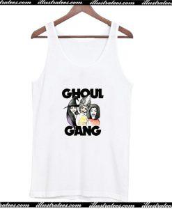 The Ghoul Gang Tank Top AI