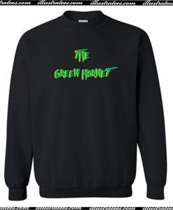 The Green Hornet Crewneck Sweatshirt AI
