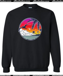 The Sea Wants To Kiss Sweatshirt AI