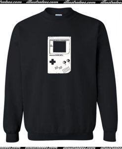 Video Game Crewneck Sweatshirt AI