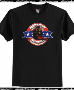 Vintage Confederate Railroad Tour T-Shirt AI