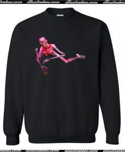 Walking Dead Sweatshirt AI