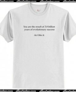 You Are T-Shirt AI