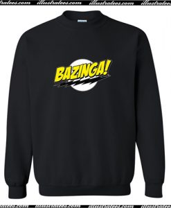 Bazing a Big Bang Theory Sweatshirt AI