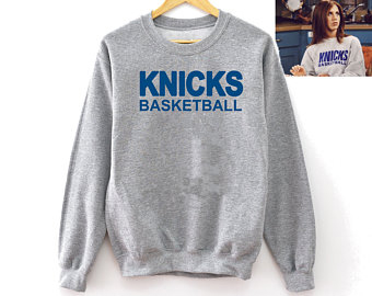 Knicks basketball Sweatshirt AI
