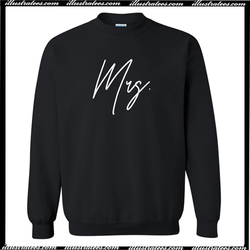 Mrs Sweatshirt AI