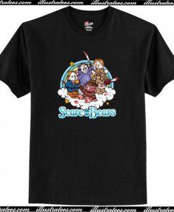Scare Bears T-Shirt AI