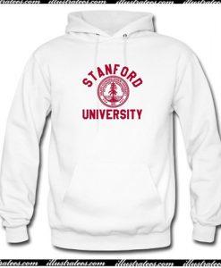 Stanford University Hoodie AI