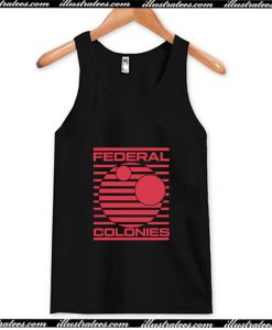 The federal colonies Tank Top AI