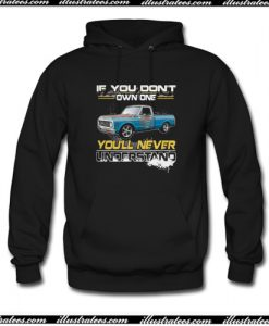 Truck if you don't own one you'll never understand Hoodie AI