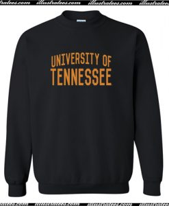 University Of Tennessee Sweatshirt AI