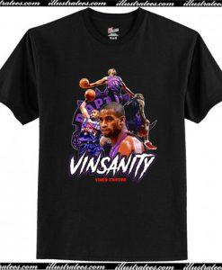 Vince Carter T-Shirt AI
