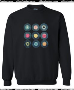 Vinyl Collection Sweatshirt AI