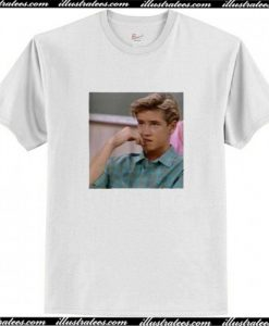 Zack Morris Saved By The Bell T Shirt AI