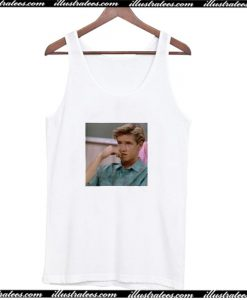 Zack Morris Saved By The Bell Tank Top AI