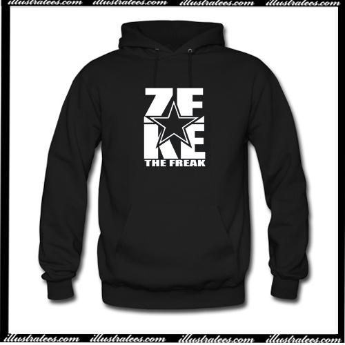 Zeke Ezekiel Elliott The Freak Hoodie AI