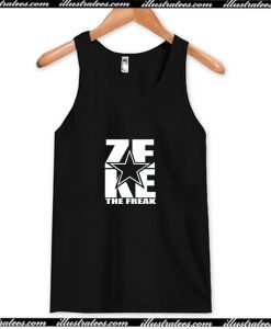 Zeke Ezekiel Elliott The Freak Tank Top AI
