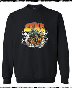 Zeke Hellbender Sweatshirt AI