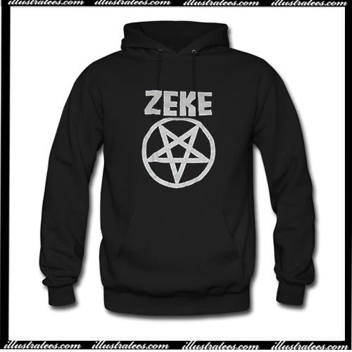 Zeke Pentagram Hoodie AI