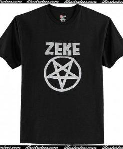 Zeke Pentagram T-Shirt AI