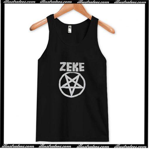 Zeke Pentagram Tank Top AI