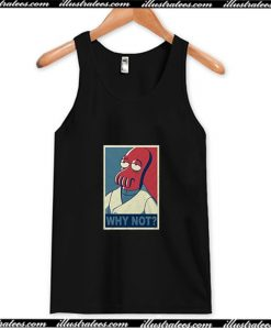 Zoidberg Why Not Tank Top AI
