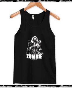 Zombie Tour Tank Top AI