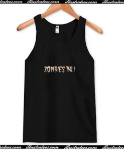 Zombies Tank Top AI