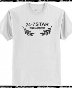 24-7 Star Dsquared2 T-Shirt AI
