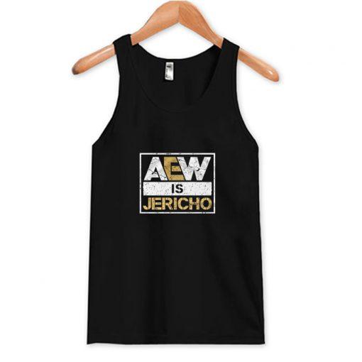 Aew is Jericho Tank Top AI
