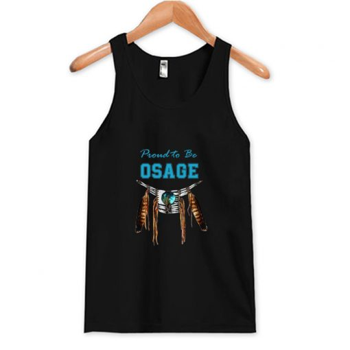 Proud to be Osage Tank Top AI