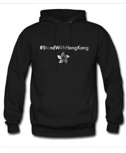Stand With Hong Kong Hoodie AI