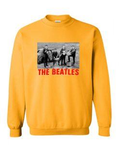 The Beatles Sweatshirt AI