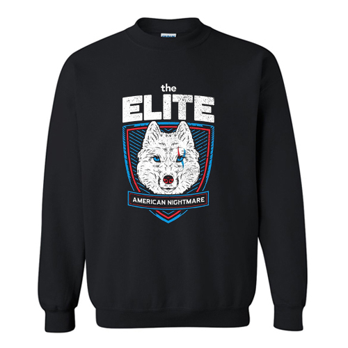 The Elite American Nightmare Sweatshirt AI