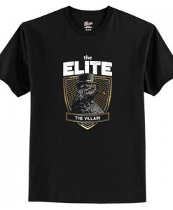 The Elite Raven The Villain T-Shirt AI