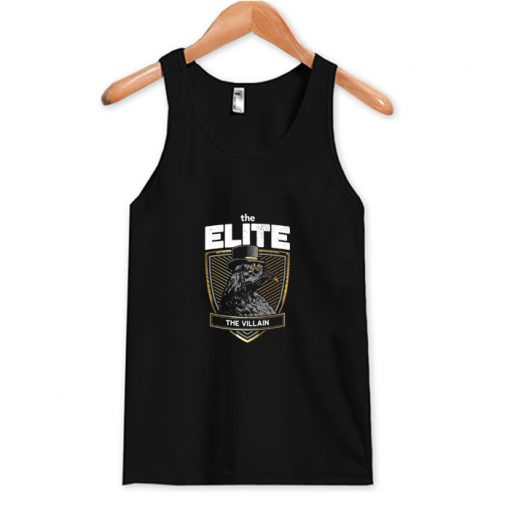 The Elite Raven The Villain Tank Top AI