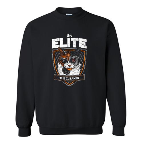 The Elite The Cleaner Sweatshirt AI