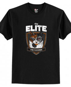 The Elite The Cleaner T-Shirt AI