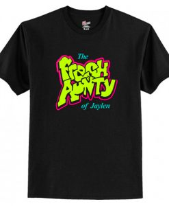 The Fresh Aunty T-Shirt AI