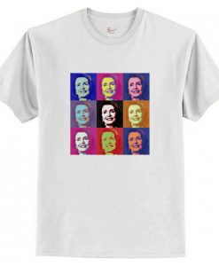 The Queen of Shade Nancy Pelosi T-Shirt AI