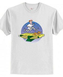 The Treadmill T-Shirt AI