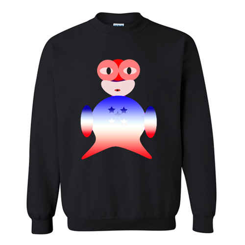 Usa Hero Sweatshirt AI