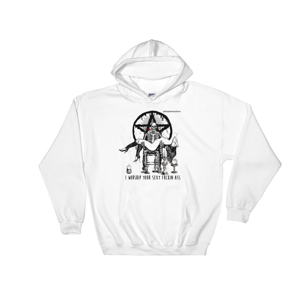 Ass Worship Com worship your ass hoodie ai