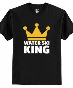 Water Ski King T-Shirt AI