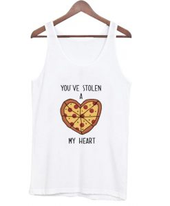 You've Stolen A Pizza My Heart Tank Top AI