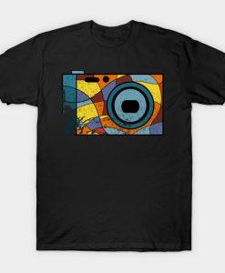 Cameras T-Shirt AI