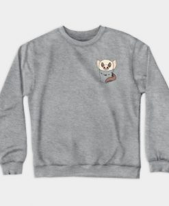 Paolumu Pocket Monster Crewneck Sweatshirt AI