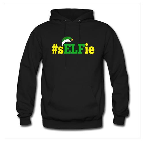 #sELFie Hoodie AI